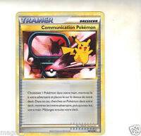 Pokemon n° 98/123 - Trainer - Communication Pokemon   (A334)