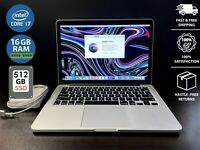 APPLE MACBOOK PRO RETINA 13"