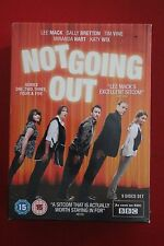 NOT GOING OUT DVD - SERIES 1-5 Brand New Region 2 - Lee Mack, Miranda Hart