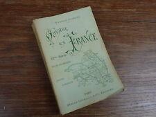 Ardouin-Dumazet VOYAGE EN FRANCE Haute Champagne & Basse Lorraine EDITION 1900