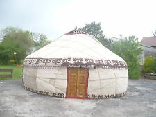 real Kyrgys Yurt 19.6ft 6m Jurta Yurts юрта Kyrgystan Ger Tent Tipi house tepee