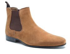 Red Tape Stanway Tan Suede Classic Chelsea Boots RRP £60 Free UK P&P!