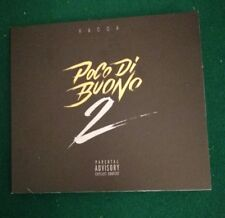 CD Vacca Poco di buono 2 Limited 200 copie Jamil Nerone Amill Leonardo Mboss