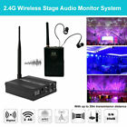 WTG02 2.4GHz Digital Audio Monitor System In Ear Receiver For Studio Stage 110dB