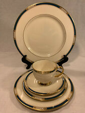 "LENOX Presidential Collection ""Union"" 5pcs Dinner Set (1989-1999?)"