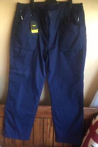 Trojan mens work trousers 42 W, 31 L
