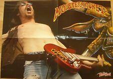 Monster Magnet /  Anthrax  __   1 Poster / Plakat  __    40 cm x 57 cm