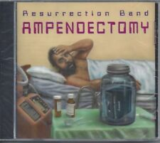 Resurrection Band(REZ)-Ampendectomy CD Christian Rock (Brand New Factory Sealed)