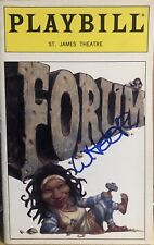 Whoopi Goldberg Signed FUNNY THING HAPPENED...Broadway Playbill RARE!