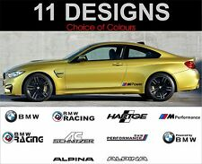 BMW decals decal stickers graphics