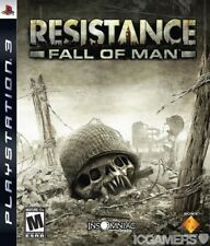 PS3 RESISTANCE FALL OF MAN Game Disc Only