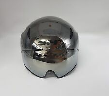 SH+ Tri Eolus HF Chrome (Road) Cycling Helmet Silver S-L 55-60cm TriEolus