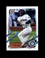 2021 Topps Series 1 Base #151 Evan White RC Rookie Card Seattle Mariners