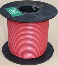 Cavo di grandi dimensioni Reel 28/0.3 MM (3,0 mm ²) 17 Amp Rosso 50m