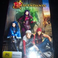 The Descendants Disney (Australia Region 4) DVD - NEW