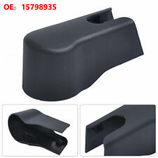 Fit For 07-15 Chevrolet Cadillac GMC Rear Windshield Wiper Arm Nut Cover Cap