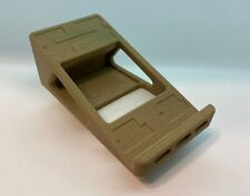 3D-Printed Custom Calculator Stand forHP-41 Calculator - Faux Sandstone.