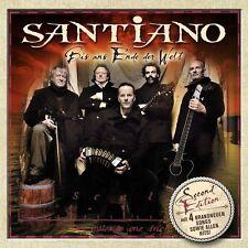 "SANTIANO ""BIS ANS ENDE DER WELT (SECOND EDITION)""  CD NEW+"