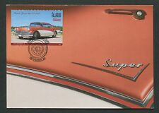 ALAND MK 2005 AUTOS BUICK SUPER 4D MAXIMUMKARTE CARTE MAXIMUM CARD MC CM d7453
