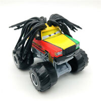 Mattel SAVE Loose 1:55 Pixar Cars Rasta Carian Monster Truck Diecast Child Toys