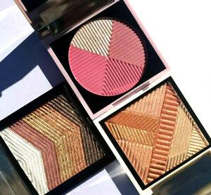 MAKEUP REVOLUTION Opulence Compact Palettes Blush Bronze Highlight Eyeshadow NEW