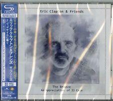 ERIC CLAPTON & FRIENDS -THE BREEZE AN APPRECIATION OF JJ CALE-JAPAN SHM-CD F56
