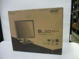 """*New* Acer V176L 17"""" 1280x1024 5ms 50/60Hz LCD Monitor w/ Keyboard Mouse"""