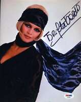 Brigitte Bardot Psa Dna Coa Autograph 8x10 Photo Hand Signed Authentic
