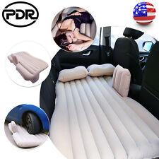 US Stock Inflatable Air Bed Air Cushion Mattress Sofa Car Seat Sleep Rest Travel