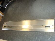 1987 - 1996 OEM Original FORD BRONCO TAILGATE REAR HATCH ALUMINUM TRIM MOLDING