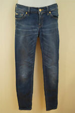 7 for All Mankind Women's Faded Slim, Skinny Jeans