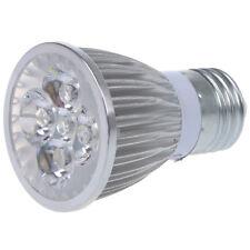 E27 5W 5 LED home spot bulb 500LM 85-265V 6500K white light lamp Q9K8 E3E9