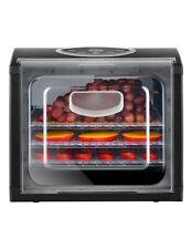 Sunbeam Food Lab Electronic Dehydrator Black DT6000
