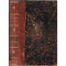 La MAISON MODÈLE de Marie MARÉCHAL Illustré par SAHIB Gravures Légendées 1886