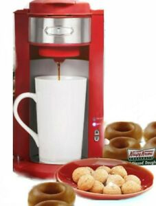 Bella Dual Brew Single-Serve Coffee Maker - Red - K-cup Compatible. New in Box!