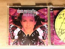 CD + DVD / ALANIS MORISSETTE / FEAST ON SCRAPS / TRES BON ETAT
