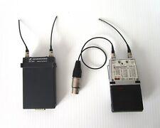 Sennheiser EK 3041-U Receiver & SK50-UHF Wireless Bodypack Transmitter (A)