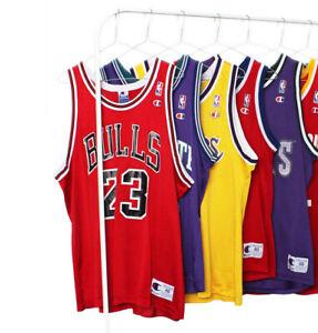 SALE NBA Jerseys Vintage Authentic Champion Mixed Sizes and Teams Jordan