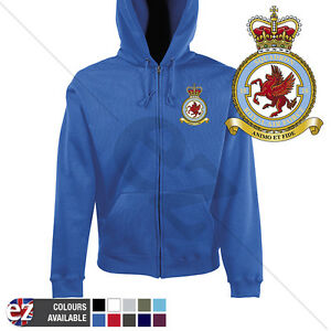 Squadron 18 - Hoodie Zipped + Personalisation