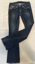 "True Religion Medium Wash ""Disco Joey"" Women's Jeans Size 26 Bootcut 26x33"