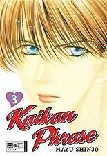 Kaikan Phrase 03: BD 3 von Mayu Shinjo | Buch | Zustand sehr gut