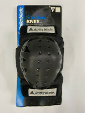 Rollerblade inline skate sleeve style knee pads guards size adult Med or Lg New