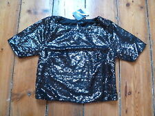 Sequin Party Tops & Shirts Topshop for Women
