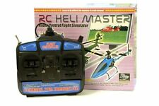 RC Heli Master Flight Simulator with Mode 2 Transmitter