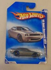 Hot Wheels '09 Muscle Mania '08 Dodge Challenger SRT8 Blue Line Rims 10/10