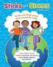 Red Chair Press Learning Resources: Sticks and Stones : 39 fun and simple games