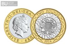 2014 UK Technology CERTIFIED BU £2 [Ref 867F]
