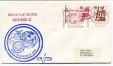 1960 Mars Landung Viking-2 Exploration IIR Berlin Loba Verlag SPACE NASA SAT