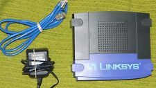 Linksys Model Befsr41 Etherfast Cable/Dsl Router W/4-Port Switch / Wired