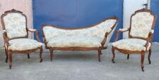 Chaises et fauteuils du XIXe siècle, style Napoléon III